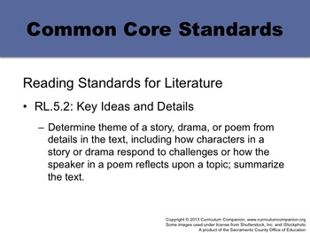 Houghton Mifflin Reading Grade 5 Barbara Jordan Common Core Standards
