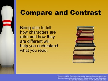 Houghton Mifflin Reading Grade 5 Getting Even with Glover Common Core Standards