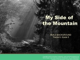 Houghton Mifflin Reading, Grade 5, My Side of the Mountain