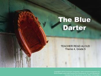 Houghton Mifflin Reading Grade 5 The Blue Darter Common Core Standards