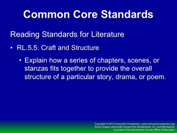 Houghton Mifflin Reading Grade 5 Theme 1 Nature's Fury Common Core Standards