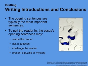 Houghton Mifflin Reading Grade 5 Writing: Personal Essay Common Core Standards