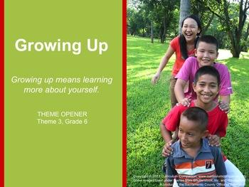 Houghton Mifflin Reading Grade 6 Theme 3 All Resources Com