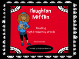 Houghton Mifflin Second Grade High Frequency Words