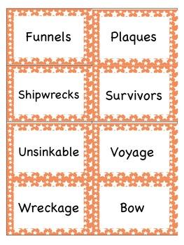Houghton Mifflin Series Theme 1  Vocabulary Cards Quiz Quiz Trade