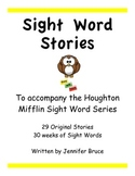 Sight Word Stories - First Grade
