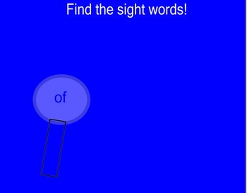 Houghton Mifflin Theme 3 Sight Word Games for First Grade