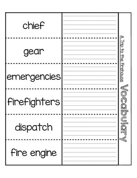 Houghton Mifflin Theme 3 Vocabulary