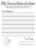 Houghton Mifflin - Theme 6 Centers (1st grade)