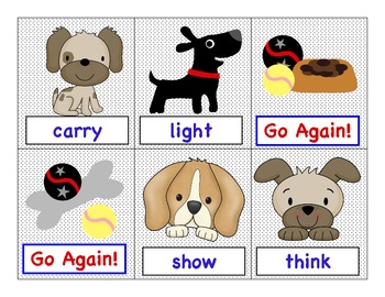 Houghton MifflinJourneys High Frequency Word Game (First Grade)