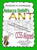 Houghton Mifflin's Ant Workbook