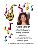 Houghton Mifflin's Gloria Estefan A Real Life Biography