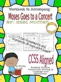 Houghton Mifflin's Moses Goes to a Concert Workbook