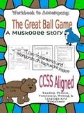 Houghton Mifflin's The Great Ball Game Workbook