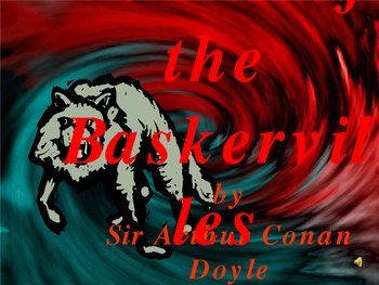 Hound of the Baskervilles Powerpoint