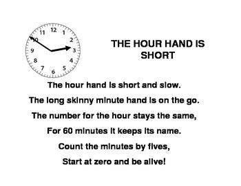 Hour Hand Song