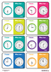 Hour and Half Hour Loop Cards