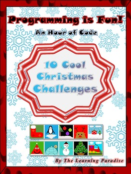 10 COOL Christmas Challenges for Students * Programming is