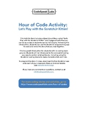 Hour of Code Activity: Let's Play with the ScratchJr Kitten!