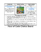 Hour of Code Choice Board Programming and Coding Editable