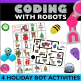 Christmas Holidays Robotics BUNDLE Ozobot Beebot Robot Mouse