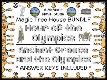 Hour of the Olympics | Ancient Greece and the Olympics : M
