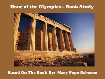 Hour of the Olympics - Book Study