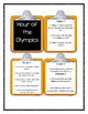 Magic Tree House HOUR OF THE OLYMPICS - Discussion Cards