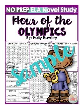 Hour of the Olympics NO PREP (ELA) SAMPLE