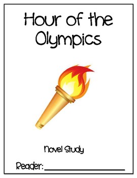 Hour of the Olympics Novel Study - DRA 28