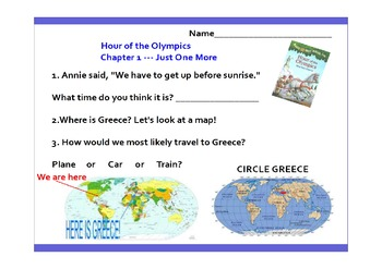 Hour of the Olympics PDF