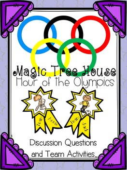 Hour of the Olympics Team Building and Discussion Questions