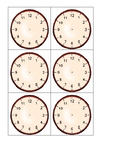 Hours clock