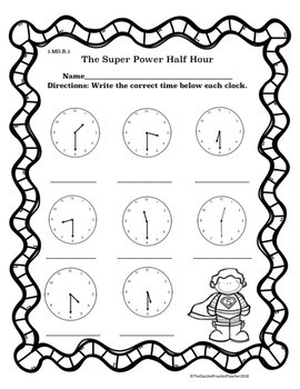 Hours of Super Powers