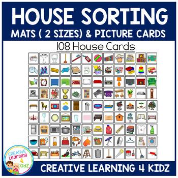 House Sorting Mats