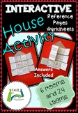House Activity for ESL / EAL / ELL Initial Learners