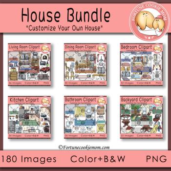 House *Bundle Clipart