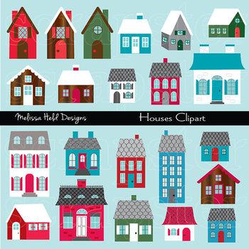 Clipart: House Clip Art
