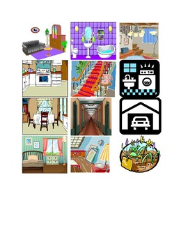 House Connect the Dots Squares Game