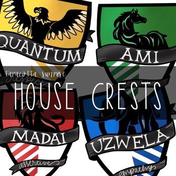 House Crest Clipart