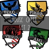 House Crest Set 2
