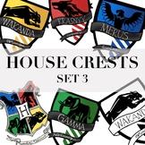 House Crests Set 3 by Taracotta Sunrise