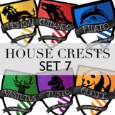 House Crests Set 7 By Taracotta Sunrise
