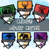 House Crests by Taracotta Sunrise