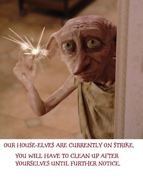 House Elf Poster