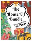 Elf on the Shelf Bundle (Hogwarts, Dobby, Harry Potter, House Elf)