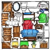 House Furniture Clipart (House Clipart)