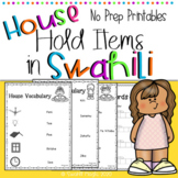 Learn Swahili: Household Items