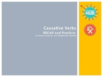 House & Home B: Causative Verbs Recap with Home Maintenanc