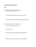 House Hunters International (Off The Grid) Worksheet- Inte